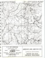 Map Image 025, Vernon County 1970